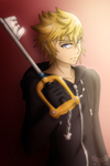 Roxas :: February Challenge - DAY 08 by Nabuco88