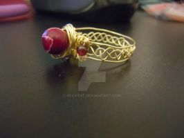 Wire Ring -Little World- by BevyArt