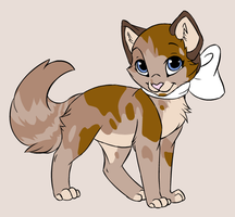 Itty Bitty Kitty by Phoenix67