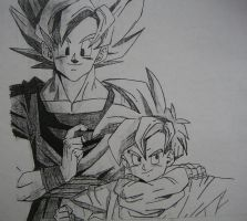 Dragonball Z by SOArt