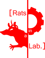 Rats In A Lab blank version by mechanicalmasochist