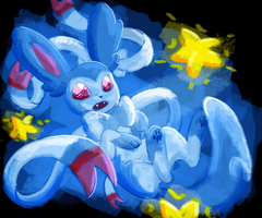 Shiny Sylveon by Timeless-Knight