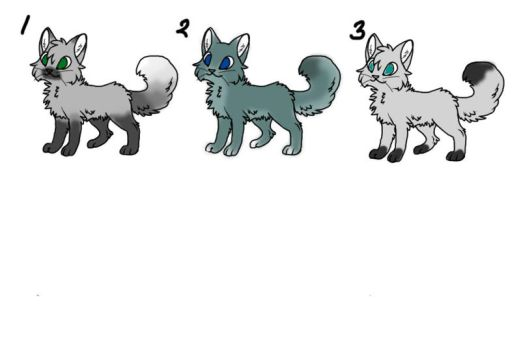 Poynx Kittens by White-Queen-Snow