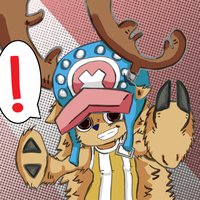 Chopper - Horn Point! by BushidoBegus