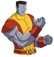 Colossus by Nickarooski