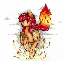 .:League of Legends:. Annie Pony Version by Majkarogo