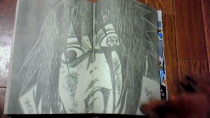Naruto 480 spoiler pic by Thecmelion