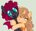 Huggle Time 02 by Sarahostervig
