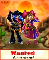 We Are Wanted by Exarrdian