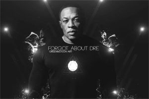 Dr Dre GM Art by GreenMotion