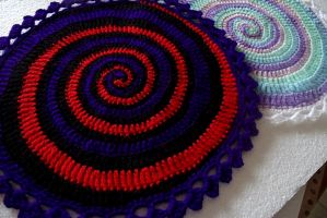 Four Tone Spiral by Craftcove