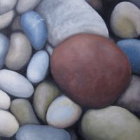 Untitled - Pebbles 2 by I-Am-Coma-White