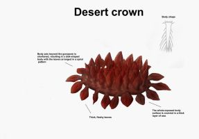 REP: Desert crown by Ramul