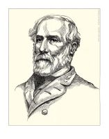 Robert E. Lee by Lui-freelancer