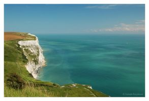 White Cliffs of Dover 01 by Magical-Night