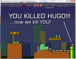 YOU KILLED HUGO by VideoWizard2006