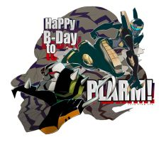 HB to PLARM by 13JYL