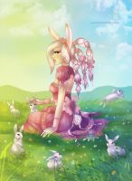 Year Of The Rabbit by LilaCattis