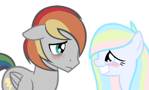 Collab-Would you date me please? by xx-Chanour