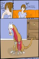 """Chapter 1 page 1 """"journer by Lainawolf"""
