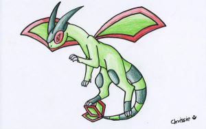 requested Flygon 1 by TwilightTheEevee
