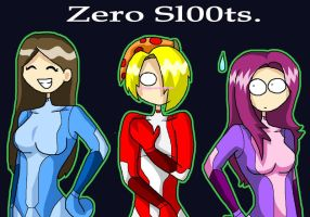 'Zero' Sl00t Streamers by DoubleLeggy