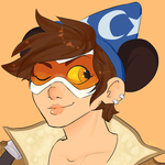 [Commission] Tracer by Octogonizm