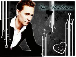Tom Hiddleston wallpaper by thatgleek13