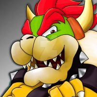 Bowser's Cooler Than You by Dessyrro