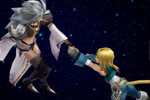 Fly with me 2 - Kuja x Zidane by dumbapplesisakyll