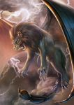 Manticore by TaKe-bamboo