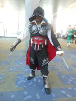 Fanime 2012: Assassin's Creed by K-ayu