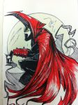 Spawn - Hunter's Moon by Virtual-XIII