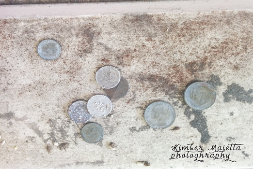 Signed-old Coins-kimber Maietta by PirateLizzie