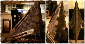 Pyramid Head Helmet Halloween 2012 (#2) by AlexDiavolo
