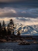 Tahoe East Shore sunrise by MartinGollery