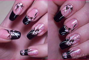 Nail art  39 by ChocolateBlood