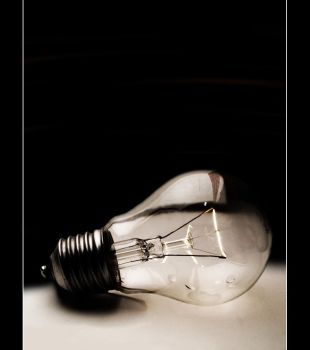 Electric Bulb by Pavle