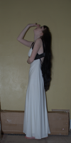 The not so backless dress 6 by 3corpses-in-A-casket