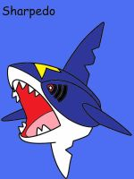 Sharpedo by Catherinex13