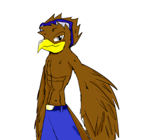 eagle rick by falvin565