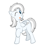 Silver Cloud (Simple) by davrockist
