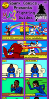 Spark Comic 39 - MVC3 Fighting Guide: Dante by SuperSparkplug
