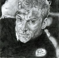 Jude Law by AngelinaBenedetti