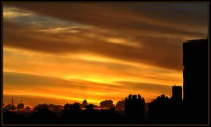 Alta Cordoba Sunset I by michref