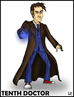 Tenth Doctor by 94cape69