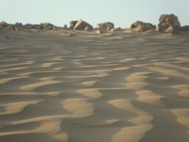 Sand Dunes by BlaCk-FounTaiN-9086