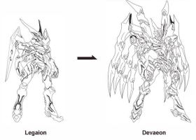 Legaion to Devaeon by Rekkou