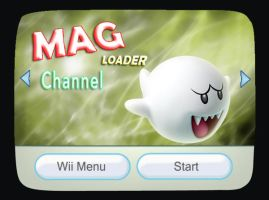 Magloader Wii Channelq by o0ghost0o