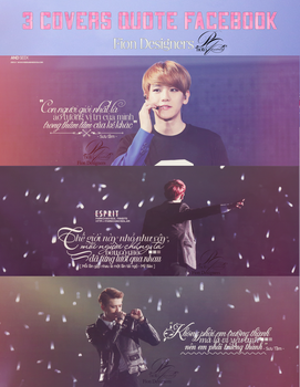 3 Covers Quote Facebook by Jihugn-Jin